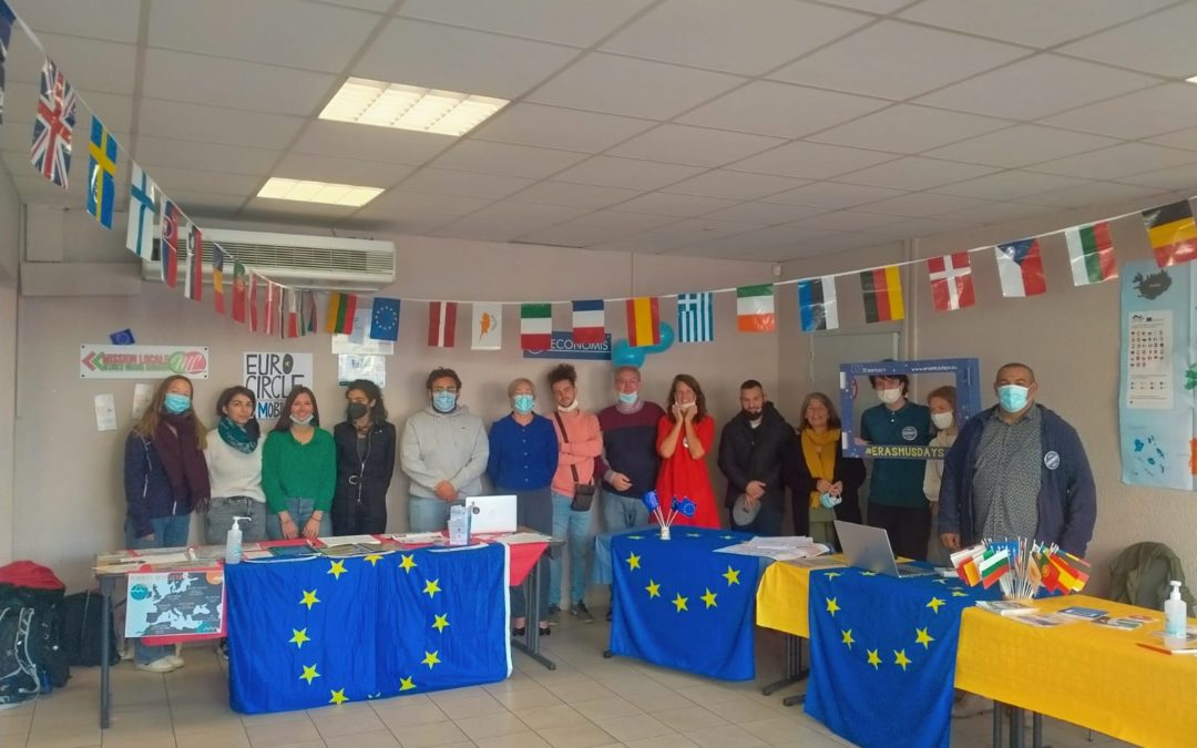 Mobilité Internationale – Semaine Nationale des Missions Locales