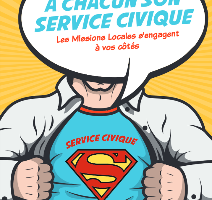 Inscription atelier  »Service Civique »