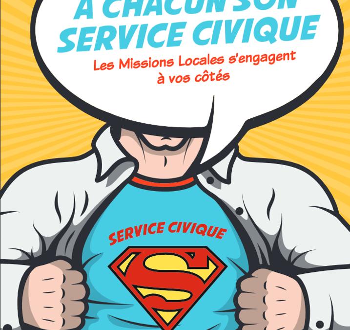 Inscription atelier »Service Civique»