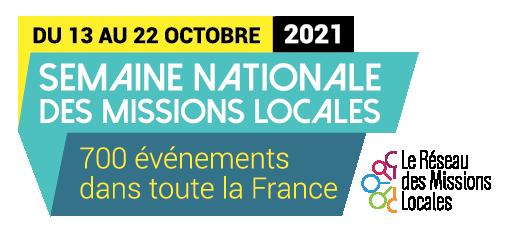 Programme de la Semaine Nationale des Missions Locales 2021